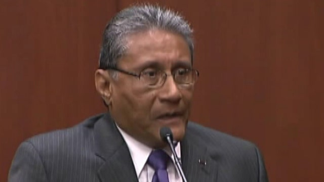Zimmerman's uncle says he heard 'screams' from defendant