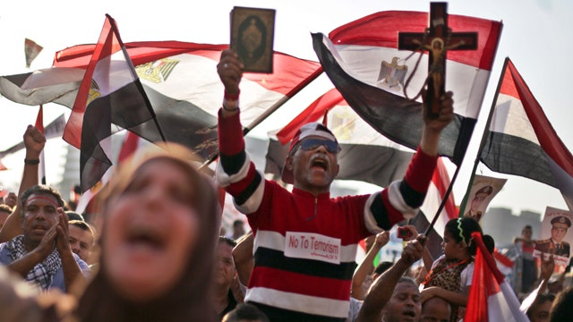 Chaos in Egypt: Should the US withdraw aid?