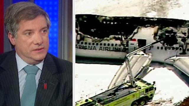 Terror on the runway: Rating SFO's emergency response