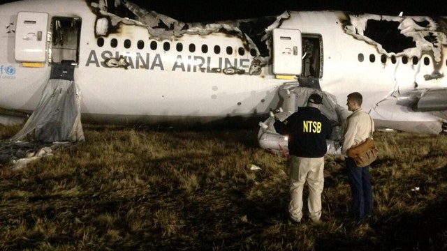 Legal fallout from crash of Asiana Flight 214