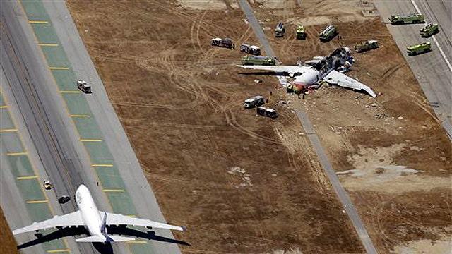 A new look inside Asiana Flight 214