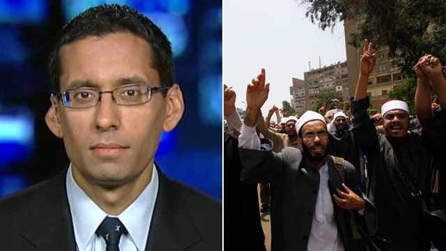 Expert warns of unintended consequences of Morsi's ouster