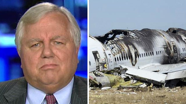Former NTSB chair on SF crash: 'Crew not paying attention'