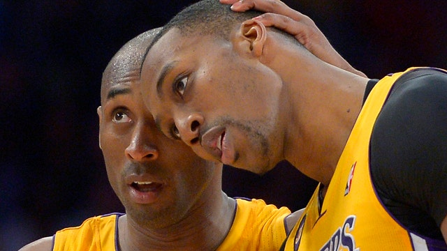 Kobe too obnoxious to play with?