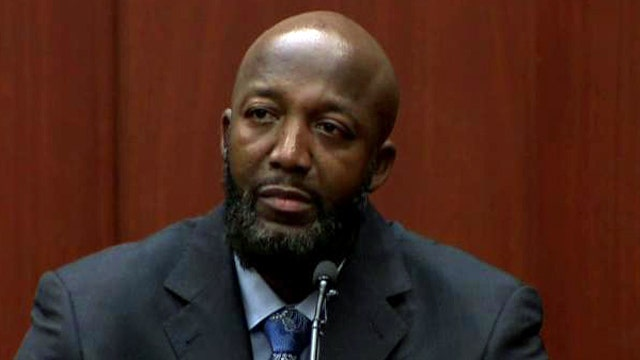 Trayvon Martin's father testifies about 911 call