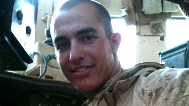 Jailed Marine in Mexico confident he will be released