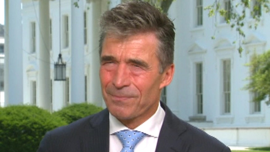 Anders Fogh Rasmussen on Afghan election, Russia's 'illegal' annexation of Crimea