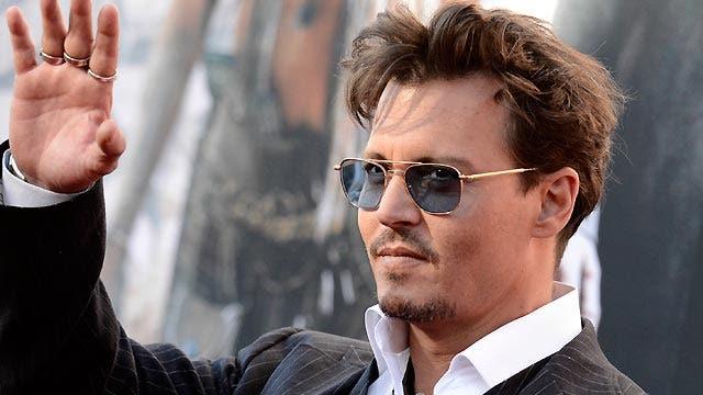 Johnny Depp on price of fame