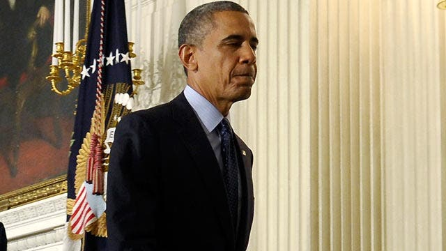 President Obama doing his duty to uphold law?