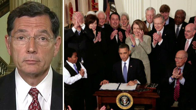 GOP challenge WH delay of key piece of health care law