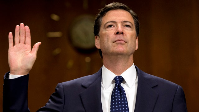 FBI director nominee faces tough questions on Hill