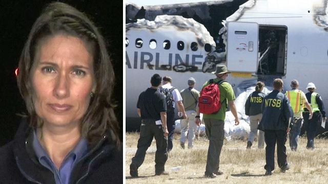 NTSB chairwoman updates Asiana crash investigation