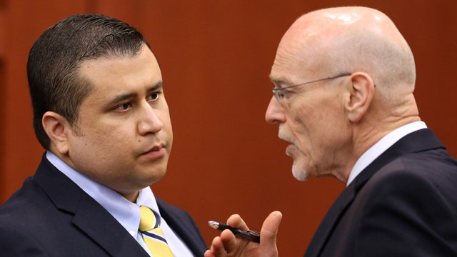 911 call crucial to Zimmerman case