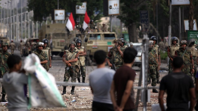 Over 50 Morsi supporters killed in deadly clash