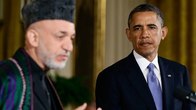White House mulls 'zero option' in Afghanistan