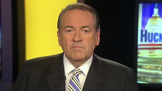 Huckabee: Founding fathers had to 'defy' authority