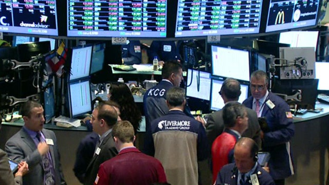 Cavuto: Wall Street likes Fed 'propping them up'