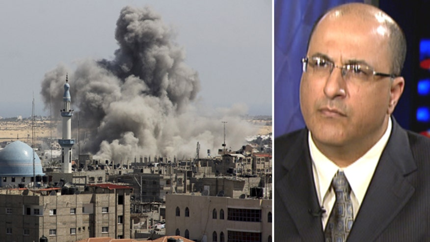 Ambassador Ido Aharoni weighs in on Gaza Strip airstrikes