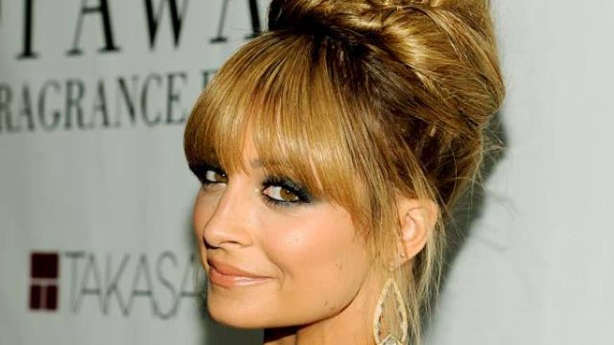 Nicole Richie just loved getting spanked by Britney Spears