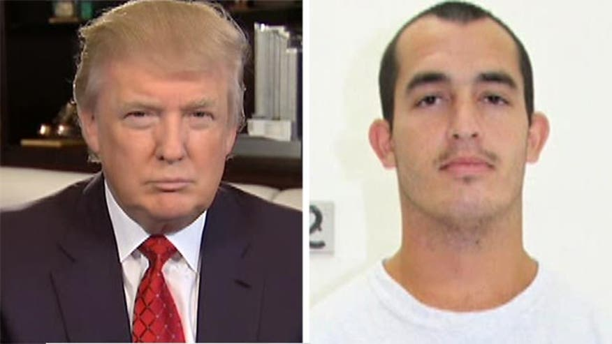 'The Donald': It's hard to believe we don't have a president who could call the Mexican leader and demand Sgt. Andrew Tahmooressi's release now. #MarineHeldinMexico