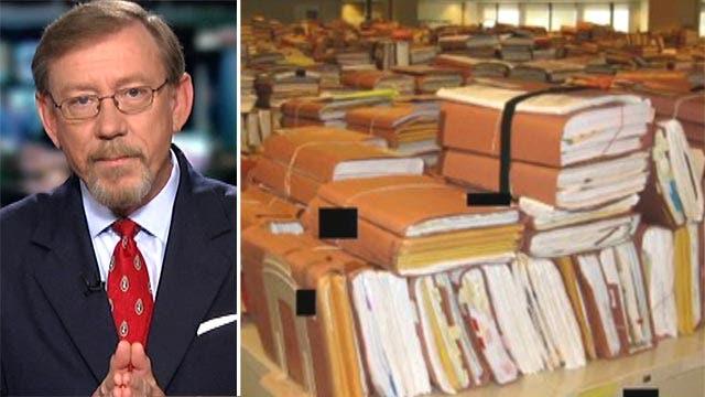 What's behind backlog of claims at VA?