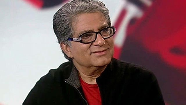 Deepak and Sanjiv Chopra