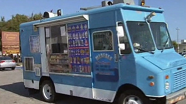 Ice cream truck jingle becomes a nuisance