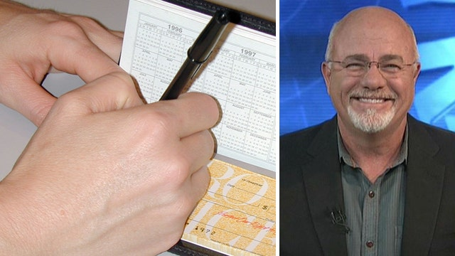Dave Ramsey on debt consolidation dangers