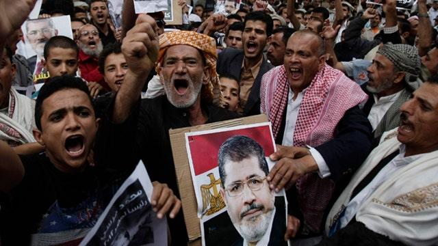Egypt's Muslim Brotherhood rejects transition plan