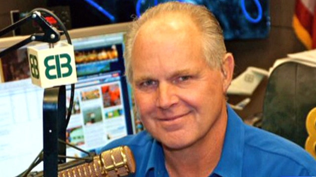 """Rush joins """"The Five"""""""
