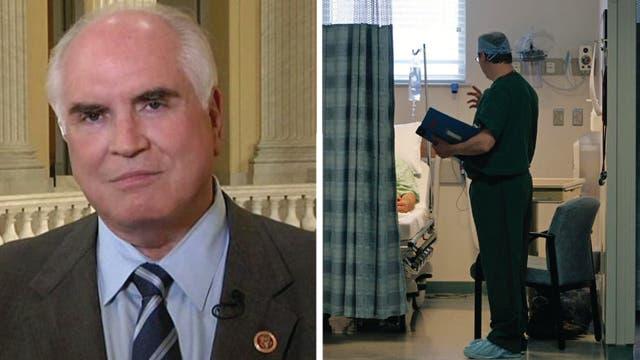 Rep. Kelly: Health care law 'doesn't make sense'