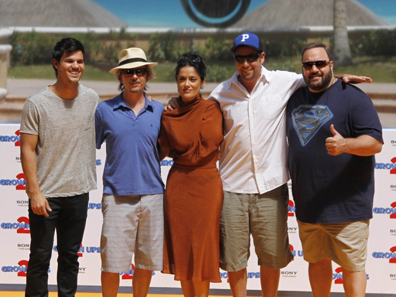 In the FOXlight with Michael Tammero: The Cast of 'Grown Ups 2'
