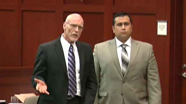 Zimmerman defense winds down case in murder trial