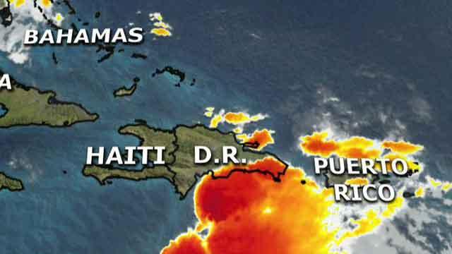 Tropical Storm Chantal threatens Haiti, Dominican Republic
