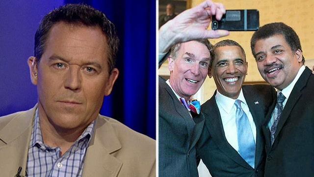 Gutfeld: Photo-op president 'not interested in photo-ops'