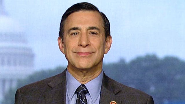 Rep. Issa sounds off about Lois Lerner developments