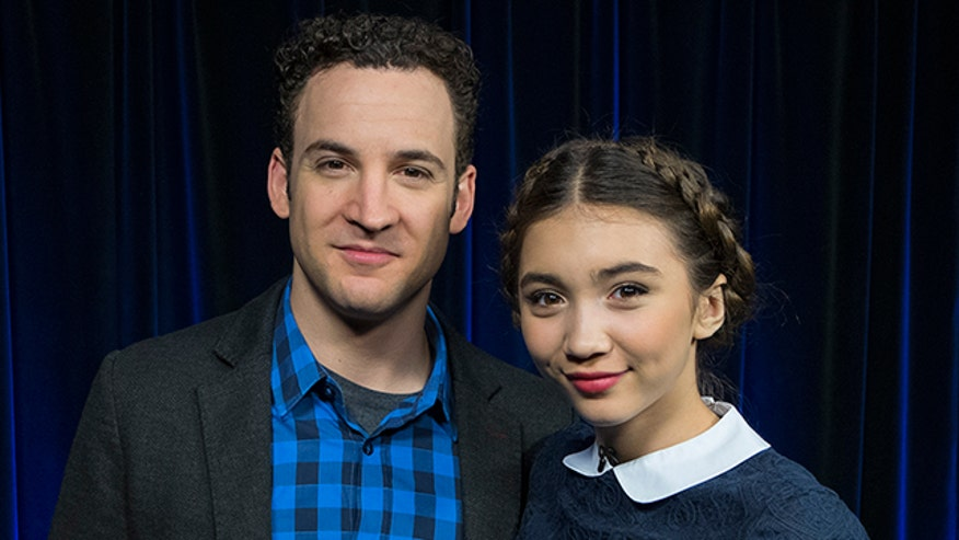 "The stars of ""Girl Meets World"" discuss their different yet familiar characters in the revival of Savage's '90s TV favorite."