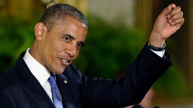 Overreach? President suspends ObamaCare's employer mandate