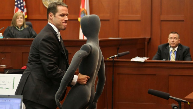 Impact of courtroom theatrics in Zimmerman trial