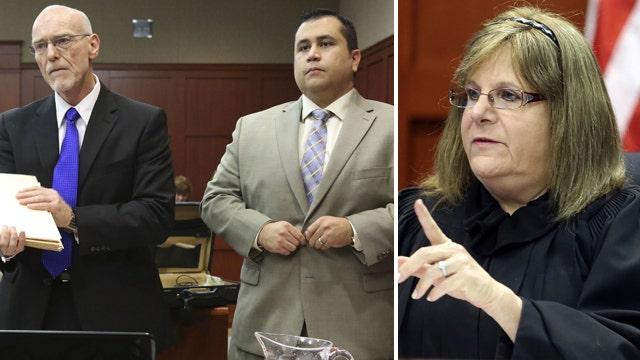 Zimmerman judge being fair, balanced to defense?