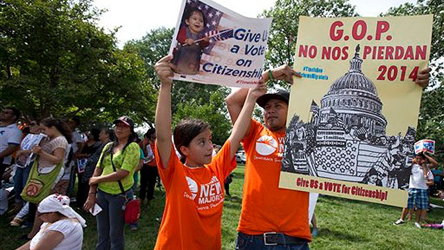 What will the GOP do about immigration reform?