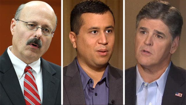 Prosecution: Zimmerman can't get Hannity's questions right