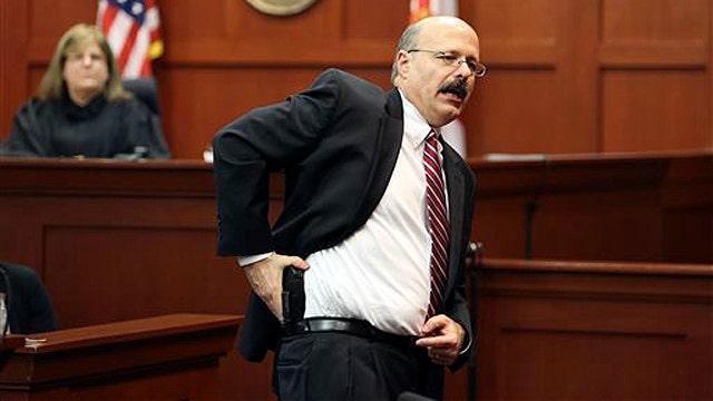 Prosecutor's closing arguments in Zimmerman trial