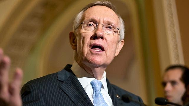 Harry Reid and the Senate's 'nuclear option'
