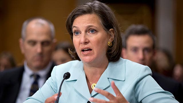 Victoria Nuland defends role in Benghazi flap
