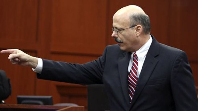 Zimmerman trial: Day 23 - Prosecution makes case to jury