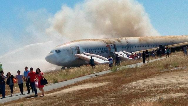 Plane crash injuries, new IVF screening, age prediction test