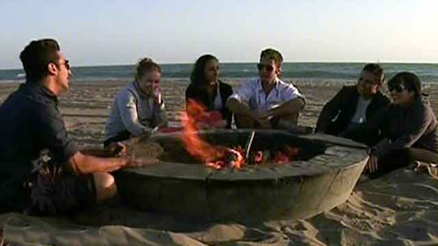 Iconic beach fire pits banned in California?