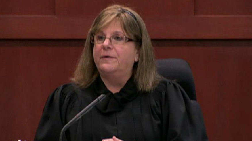Do the tense exchanges between Judge Debra Nelson and Zimmerman defense attorney Don West - and rulings favoring the prosecution - reflect bias?