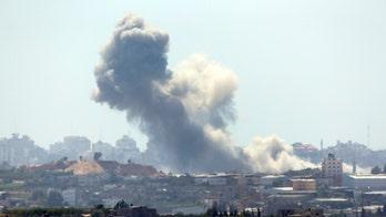 David Lee Miller reports from Israel, Gaza border